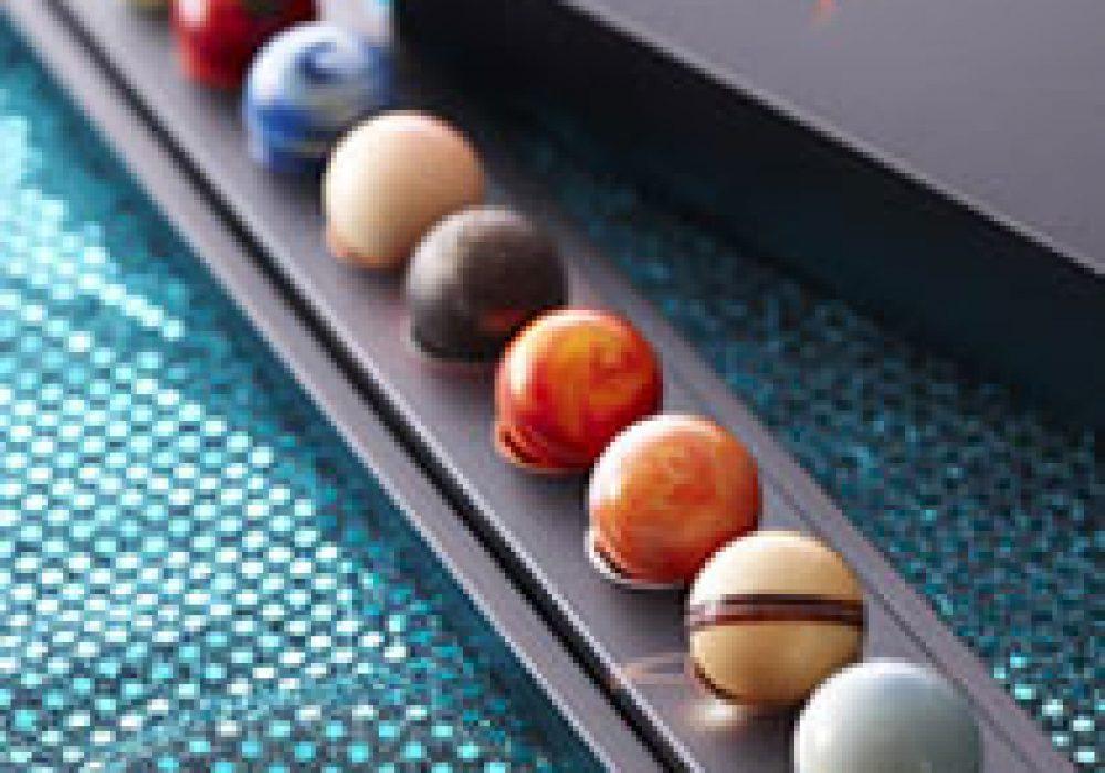 Rihga Planetary Chocolates Unique Gift Idea