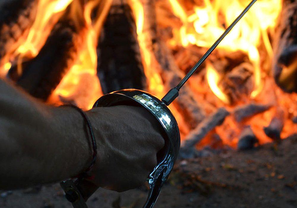 Roastyz Toastyz Zorro Sword Campfire Roaster Cool Novelty Gift