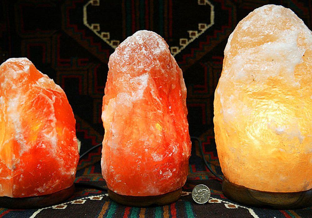 Rocinante Artwork Himalayan Salt Lamp Gift Idea