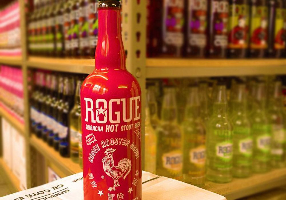 Rogue Ales Sriracha Hot Stout Cool Beers to Buy Online