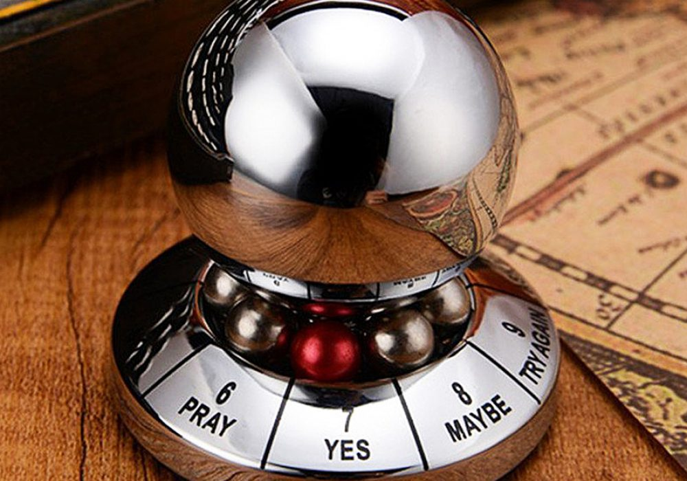 Rolling Ball Decision Maker Great toy for Party