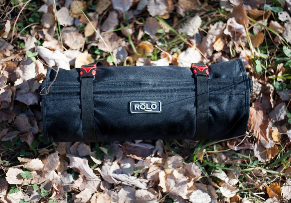 Rolo Travel Bag Compact Luggage
