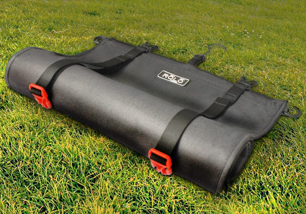 Rolo Travel Bag Smart Luggage