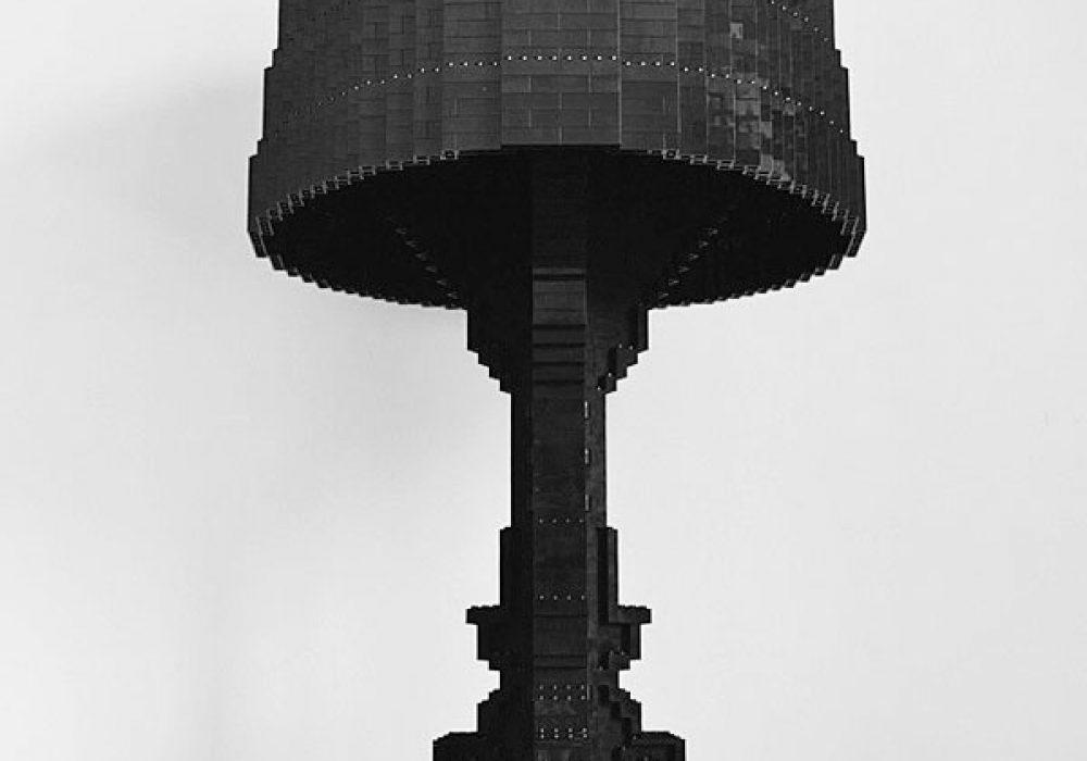 Rom Aert Bourgie Kartell Lego Table Lamp Fancy