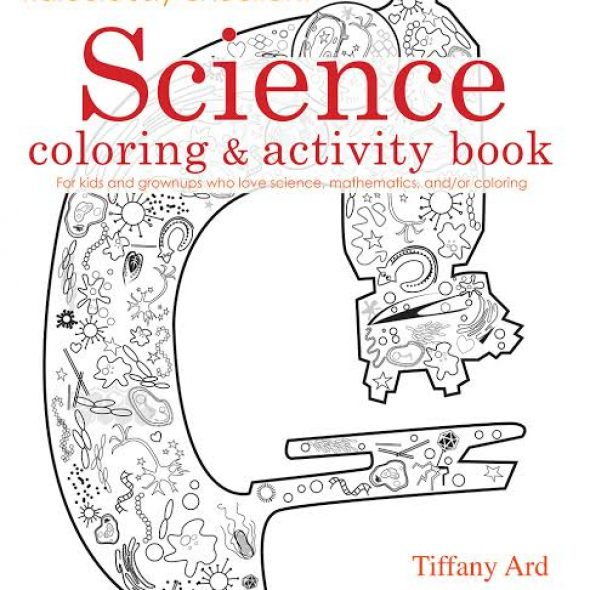 SCIENCE Coloring and Activity Book