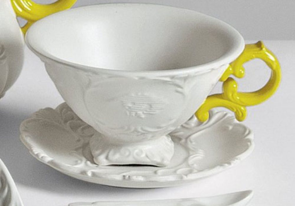 Seletti I Tea Cup Unique Gift Idea