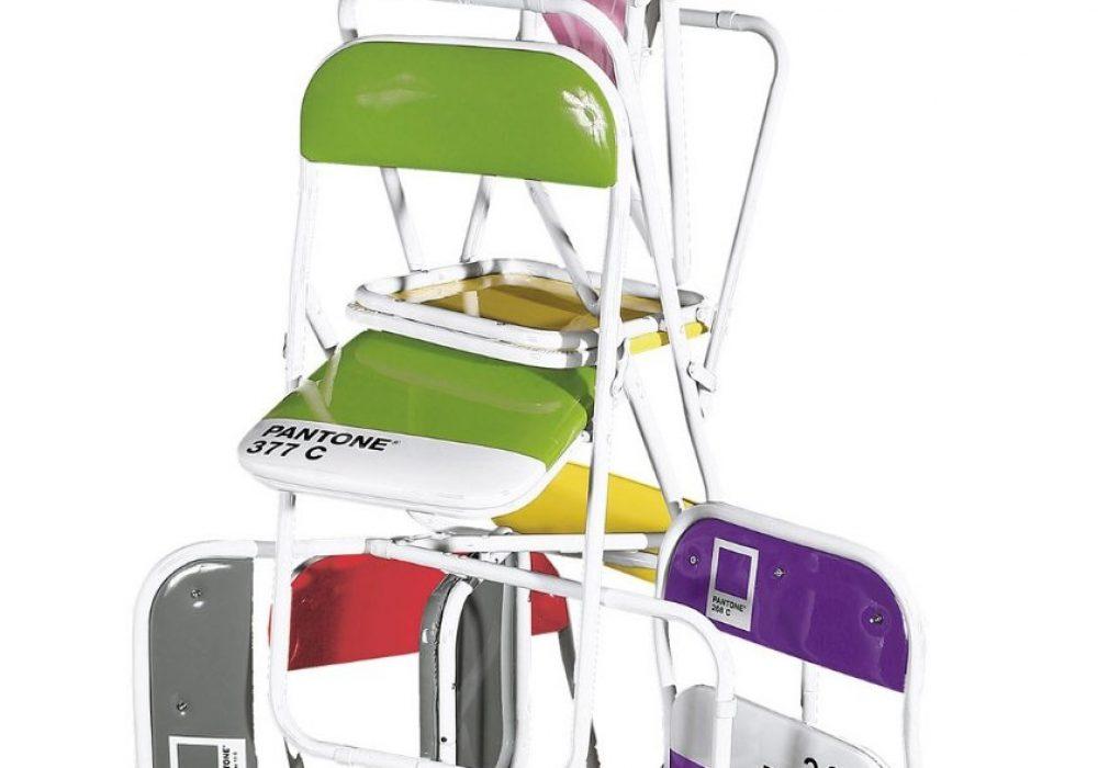Seletti Pantone Chair Minimalist Design