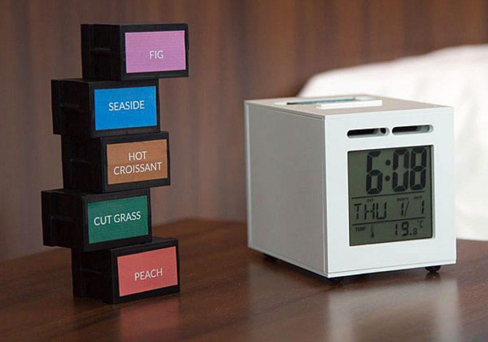 SensorWake Smell-Based Alarm Clock Cool Gadget to Buy