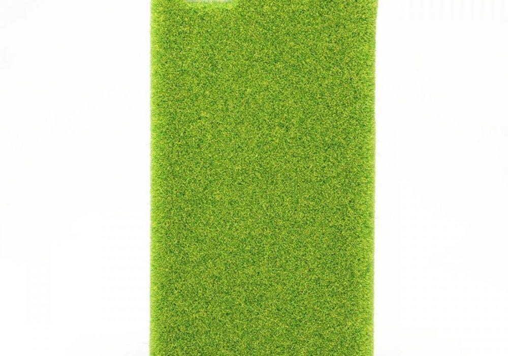 Shibaful Lush Lawn iPhone Cover Weird Novelty Item