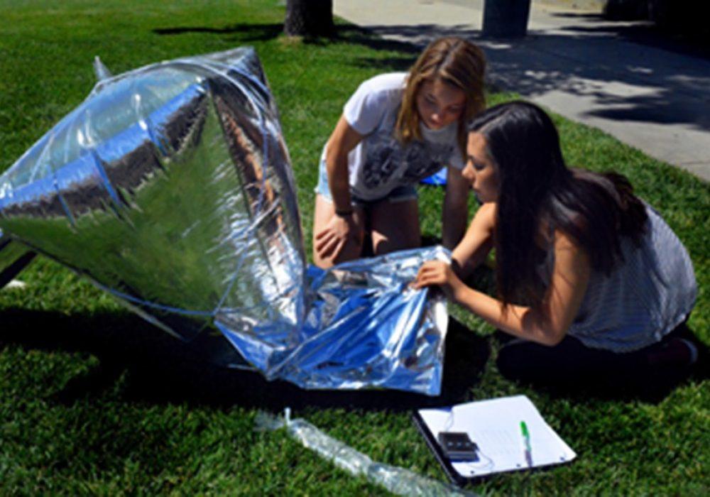 Silver Balloon Solar Cooker Inflatable