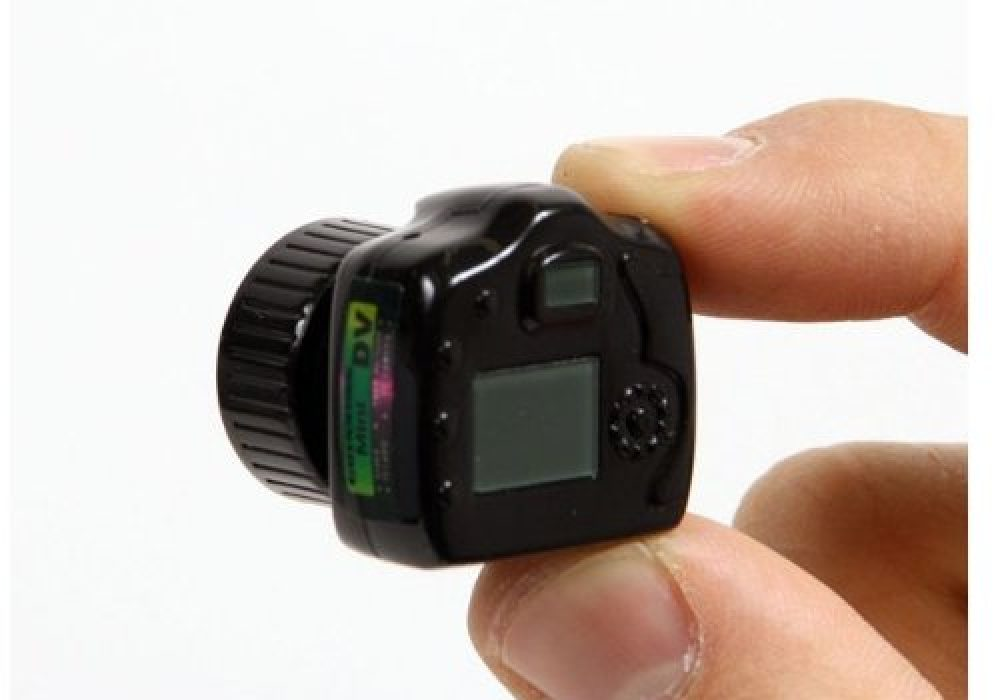 Smallest Mini Camera Camcorder