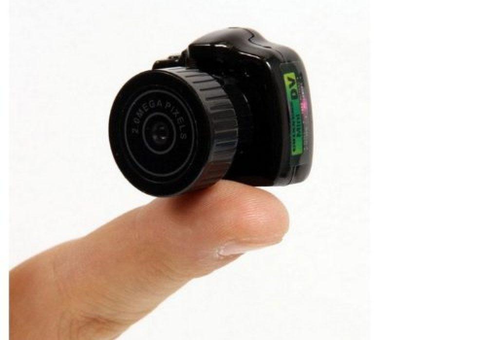 Smallest Mini Camera Webcam