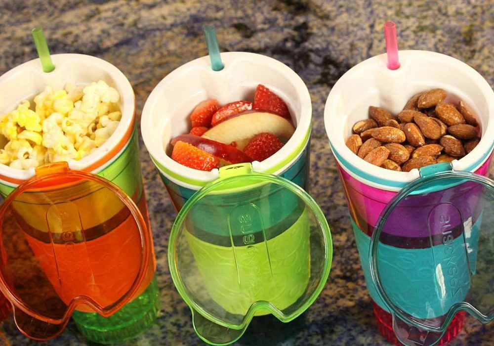 Snackeez Snack & Drink Cup Buy For Kids