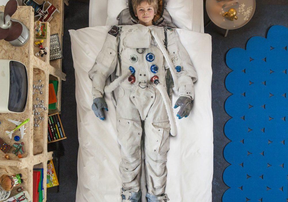 Snurk Astronaut Duvet Cover Buy Cool Bedsheet for Kids