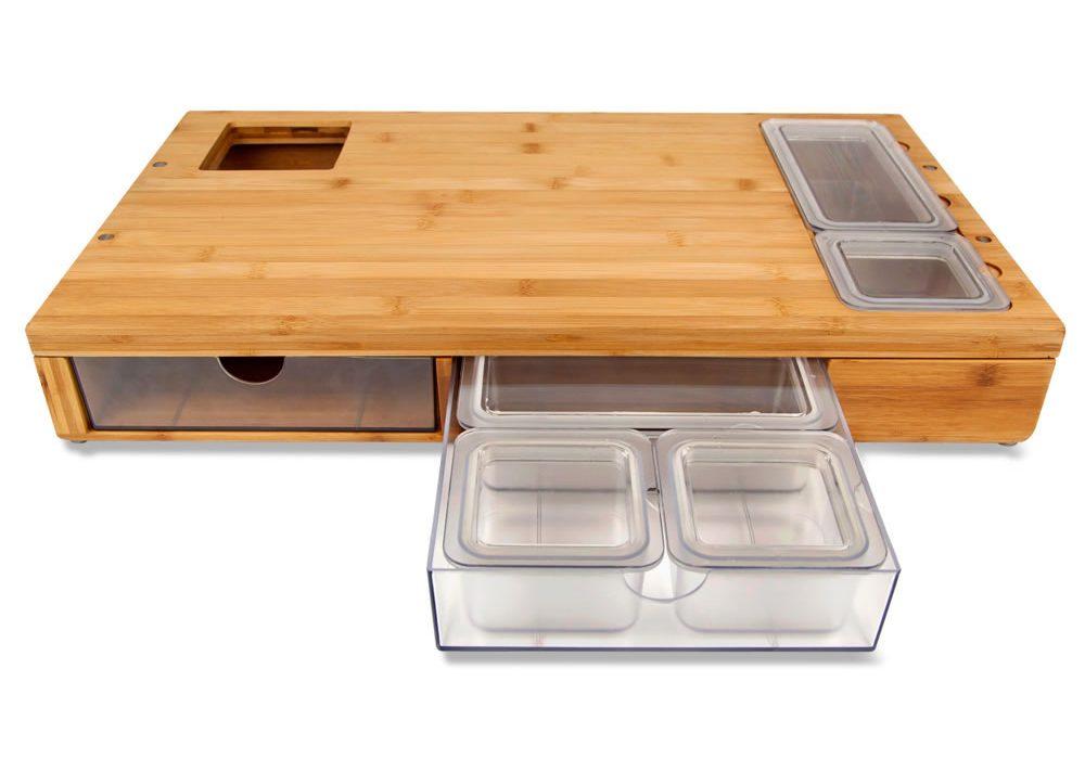 Sous Chef Prep Station Kitchen Gadget for Moms