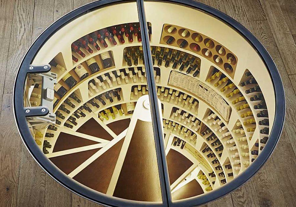 Spiral Cellars Wine Cellars