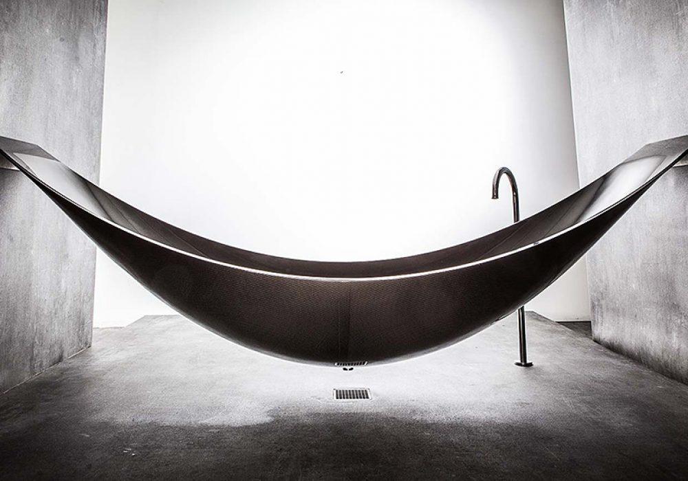 SplinterWorks Carbon Hammock Bath Tub