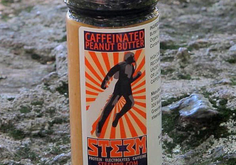 Steem Caffeinated Peanut Butter Dad Gift Idea