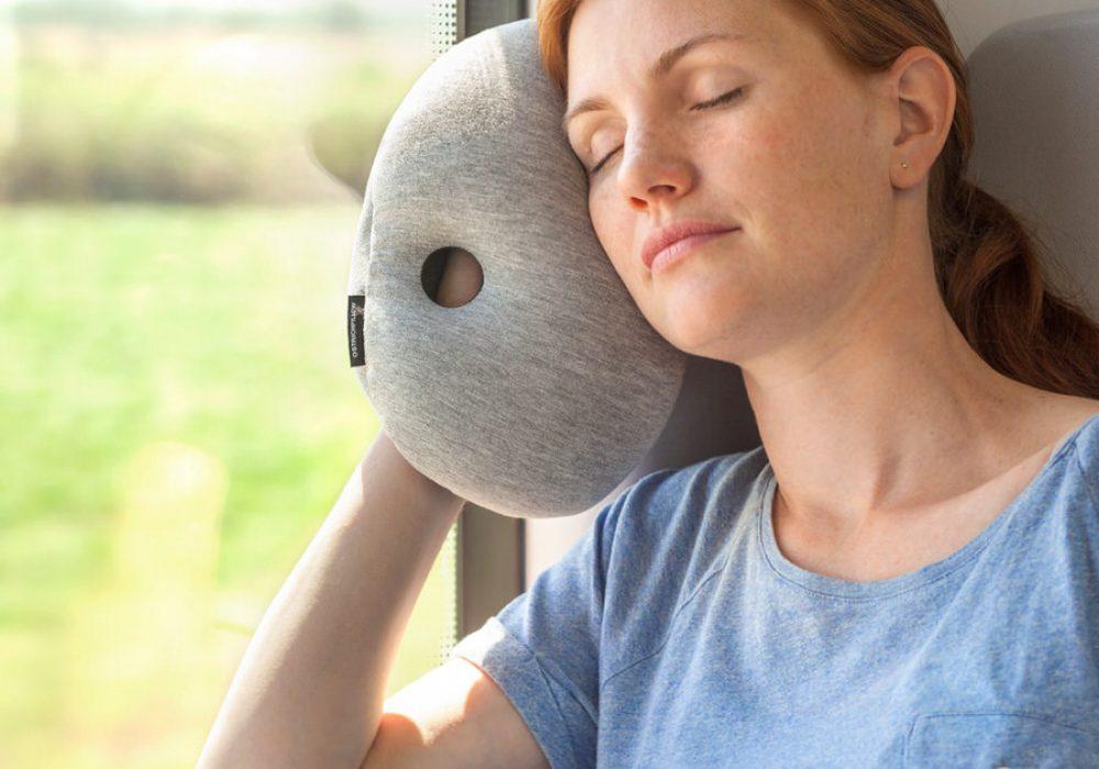 Studio Banana Things Ostrich Pillow Mini Buy Gift for Travelers