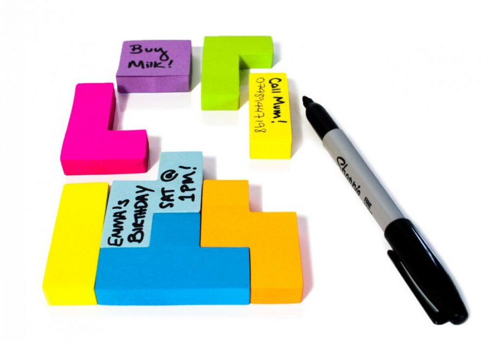 Suck UK Block Notes Sticky Memo Pads Creative Product to Buy