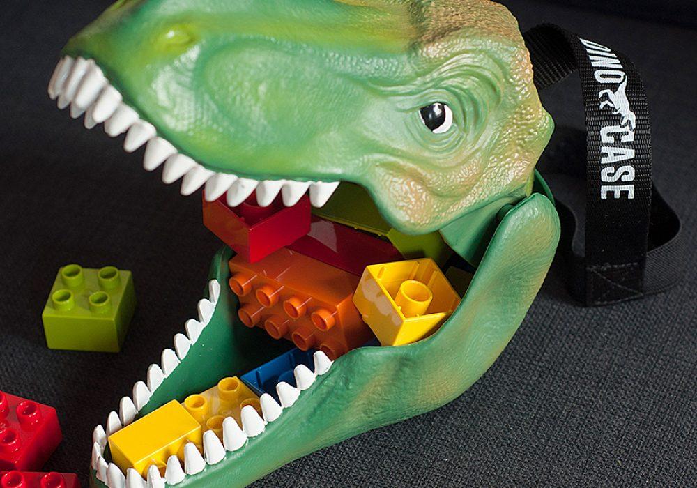 Suck UK Dino Case Lunch Box