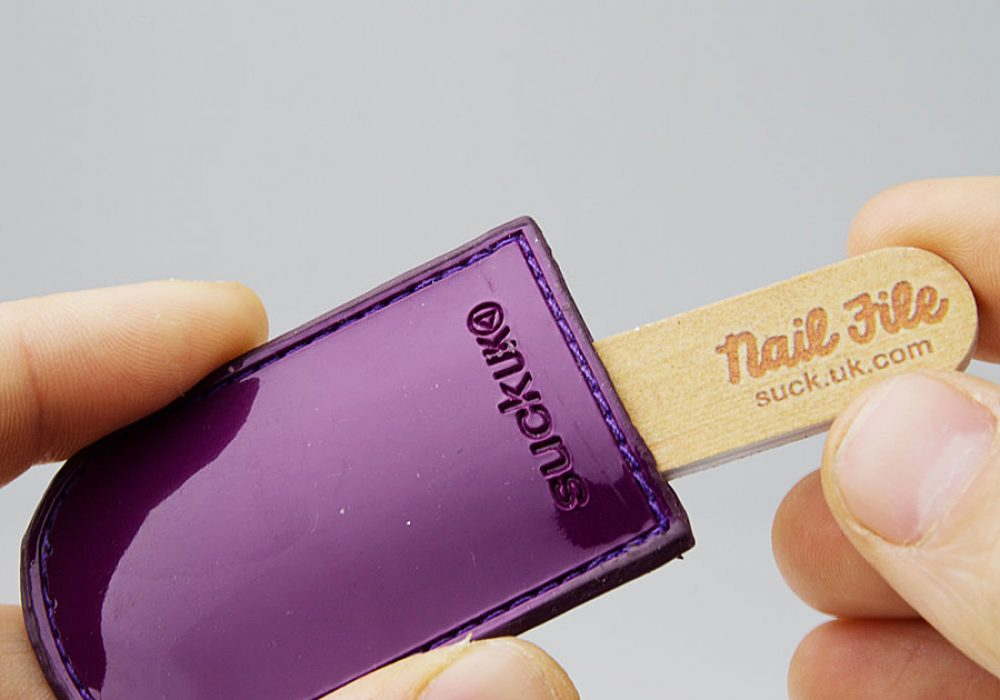 Suck UK Ice Lolly Nail File Novelty Item