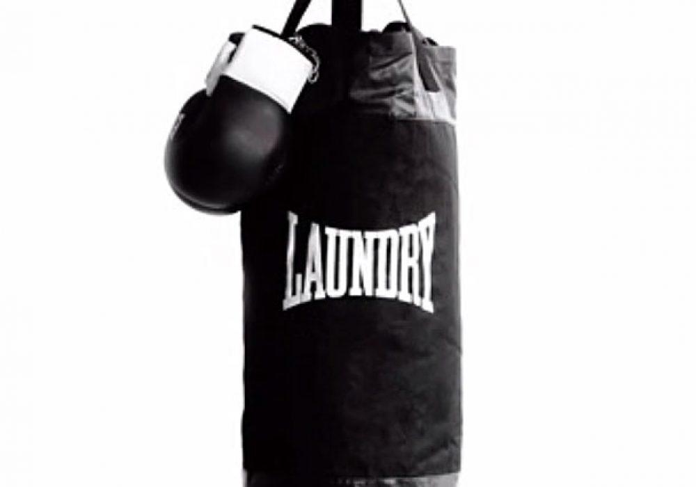 Suck UK Punch Bag Laundry Bag Cool Stuff to Buy