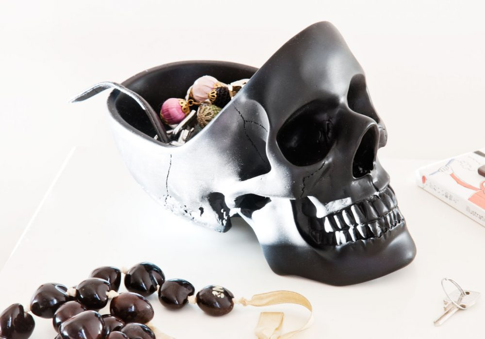 Suck UK Skull Tidy Cool  Stuff to Buy