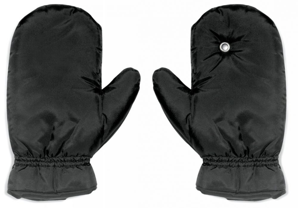 Suck UK Smoking Mittens with Cigarette Hole