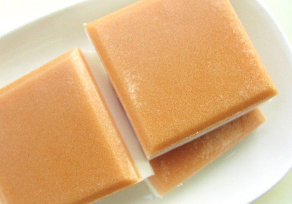 Sun Basil Garden Soap Gingerbread Sugar Scrub Soap Cool gift to Buy Her