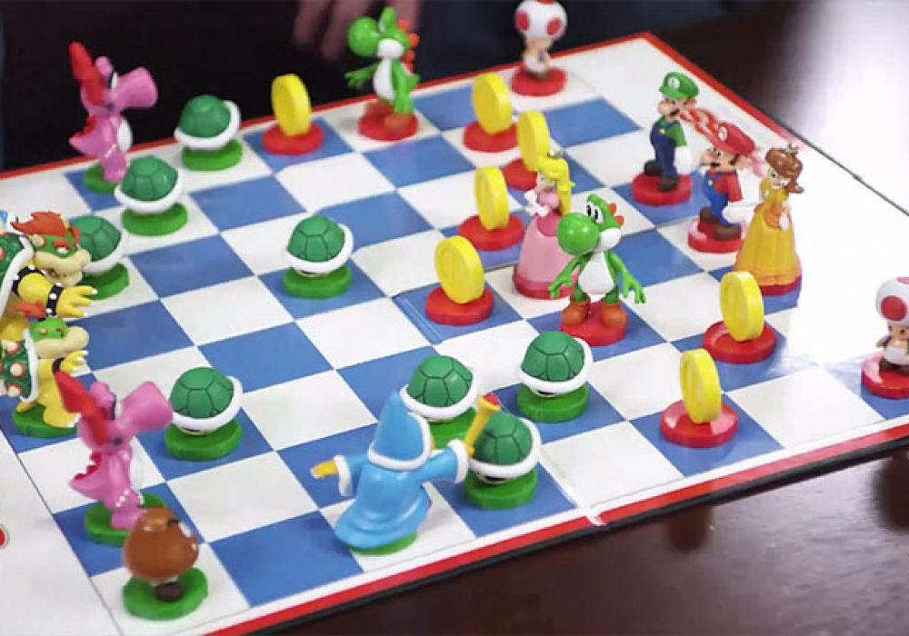 Super Mario Chess Collectors Edition Buy for Gamers