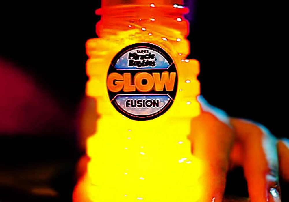 Super Miracle Bubbles Glow Cool Outdoor Activity to Do