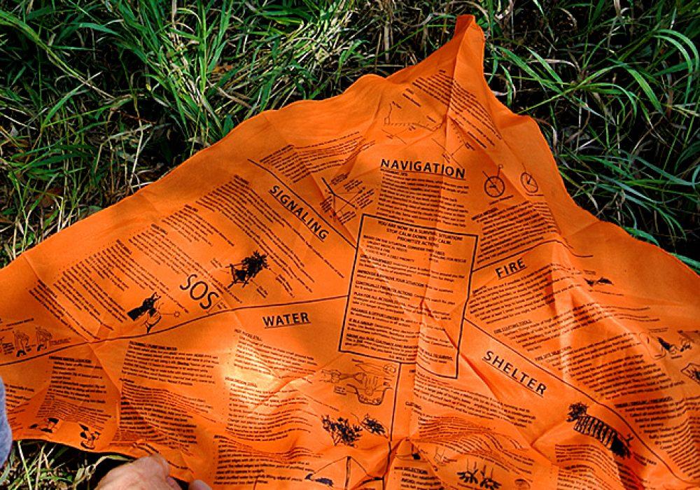 Survival Metrics Head for Survival Triangular Bandana Camping Accessory to Buy