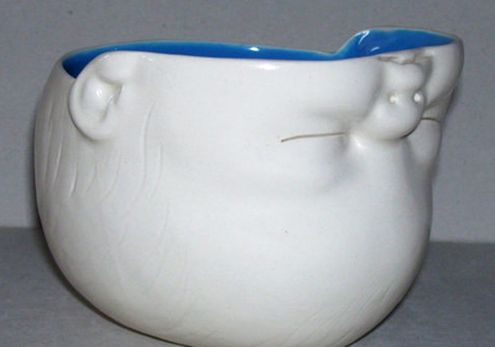 Susan Kniffin Davidson Upsidedown Baby Head Bowl Awesome Give aways