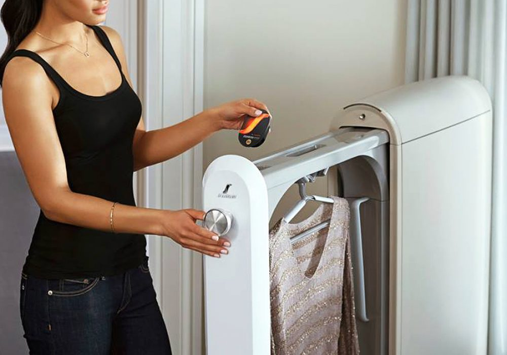 Swash Express Clothing Care System Easy to Use Machine