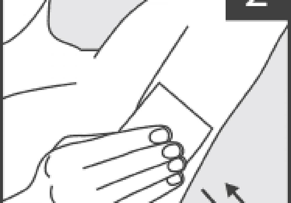 SweatBlock Antiperspirant Towelette Easy to Use