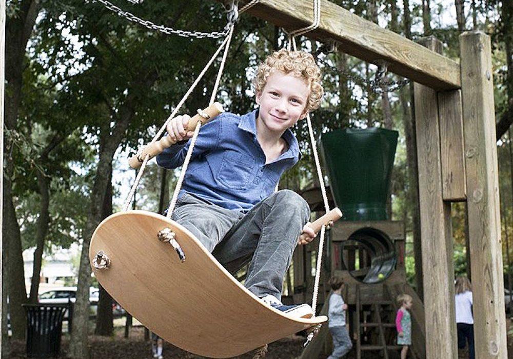 Swurfer Swing Cool Playground Equipment