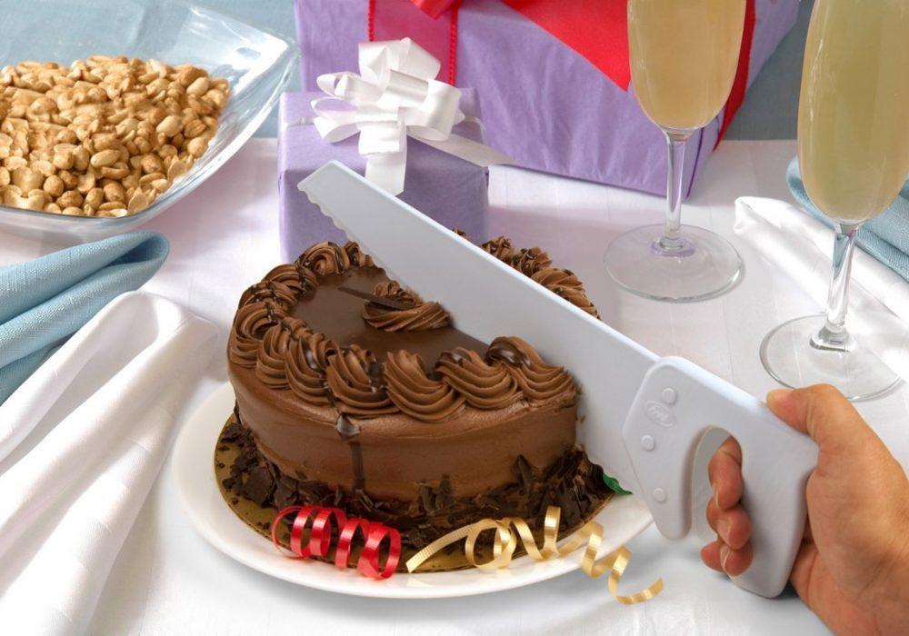 Table Saw Cake Slicer Cool Boyfriend Gift
