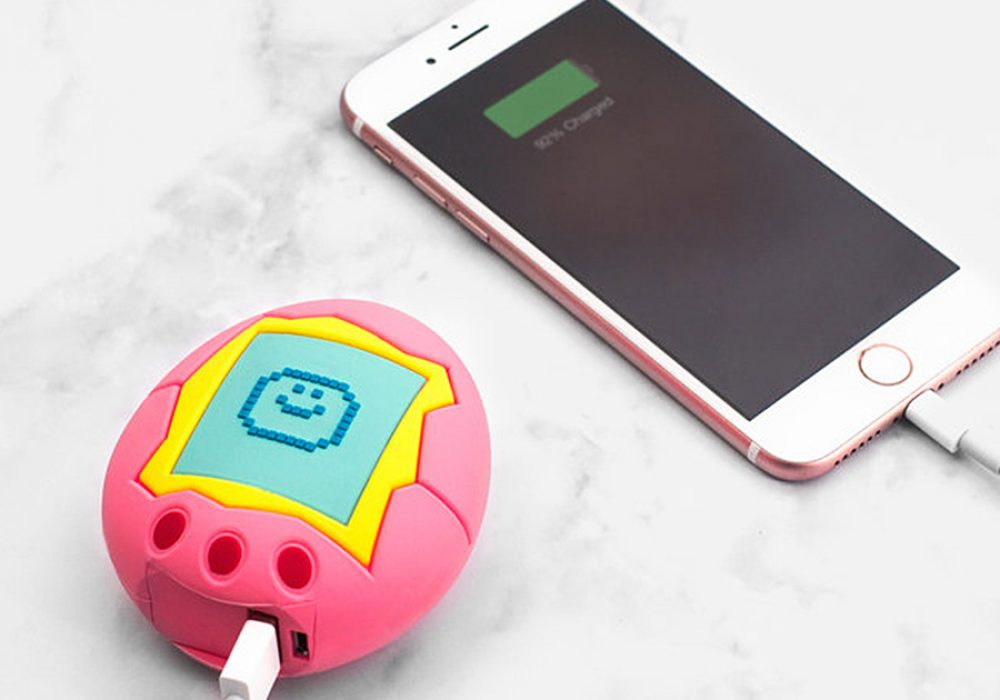 Tamagotchi Charger Battery Pack