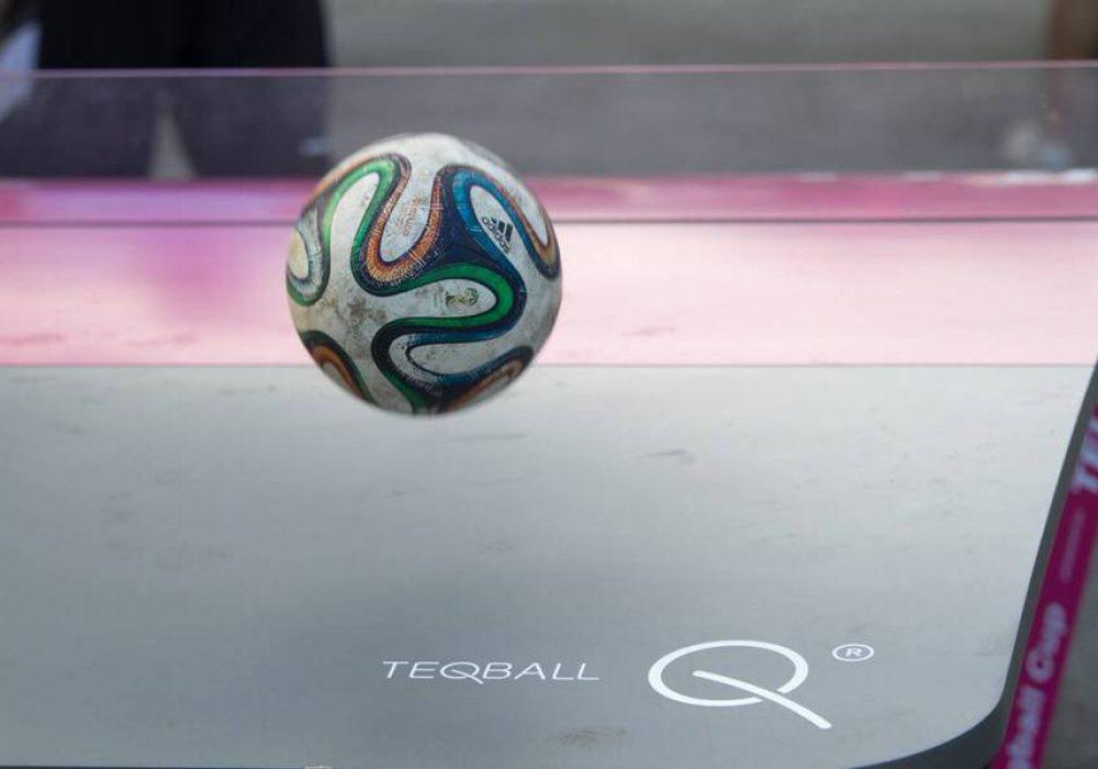 Teqball Different Kind of Football