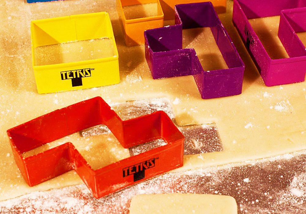 Tetris Cookie Cutters Fun in the Kitchen