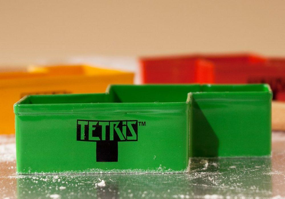 Tetris Cookie Cutters S Shape
