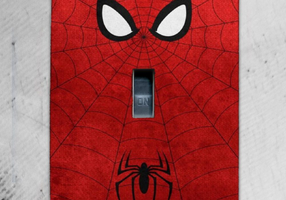 The-Bazinga-Box-Spiderman-Light-Switch-Buy-Cool-Gift-For-Kids