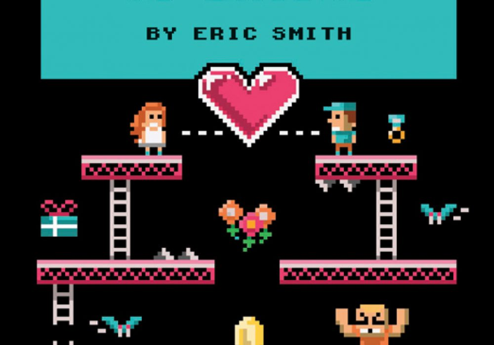 The Geeks Guide to Dating 8 Bit Pixel Heart Mario Theme Front Cover
