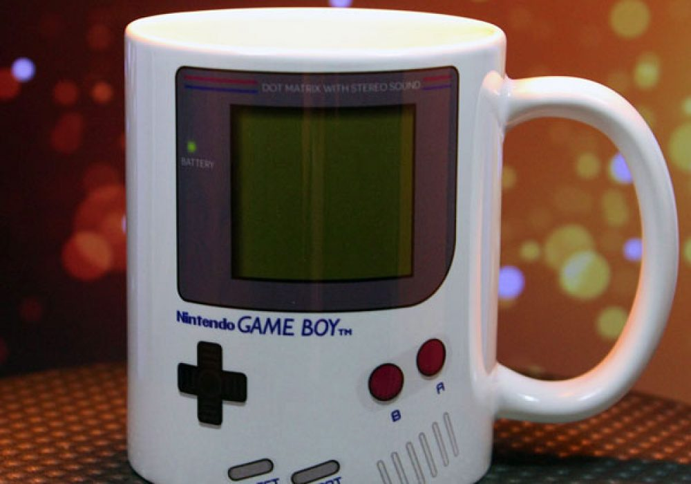 The Mug Emporium Nintendo Gameboy Mug Geek Kitchenware