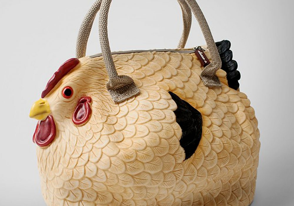 The Original Chicken Handbag Shoulder Bag