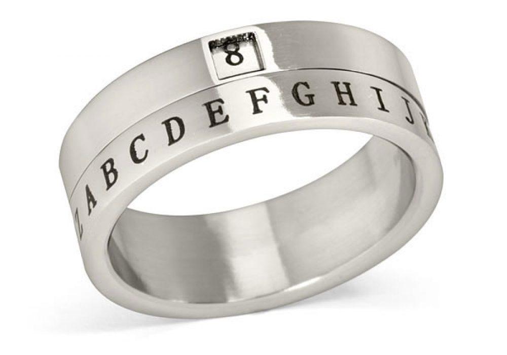 ThinkGeek Secret Decoder Ring Playful Novelty Item to Buy