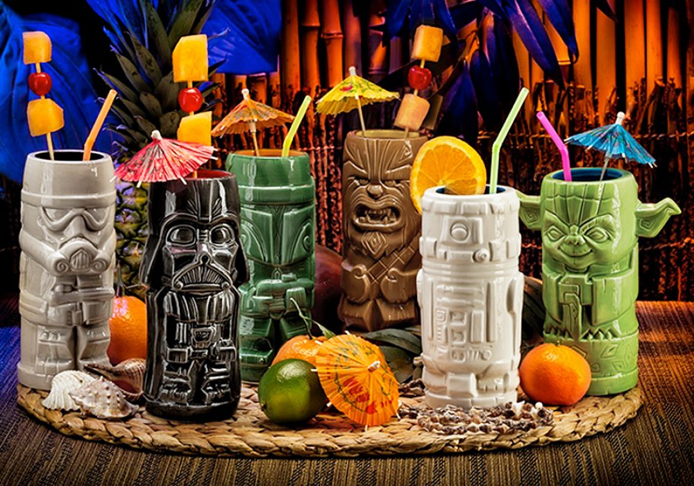 Thinkgeek Star Wars Geeki Tikis Gift Idea
