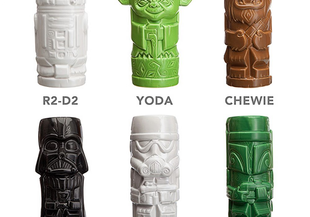 Thinkgeek Star Wars Geeki Tikis Good for Give aways