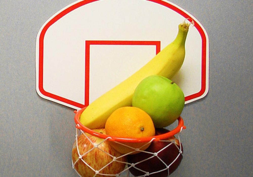 Thumbs Up Basketball Fridge Magnet Buy Useless Stuff for Kitchen